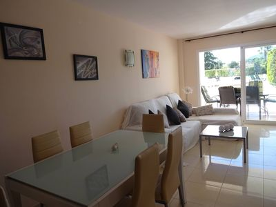 Photo for Fewo Begonia - Cala Bona Super apartment, 3 bedrooms, 2 bathrooms