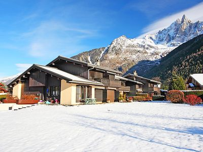 Photo for Apartment Le Pramouny in Chamonix - Les Praz - 5 persons, 2 bedrooms