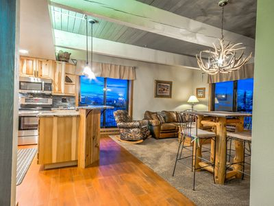 Photo for Ultimate Steamboat location with Outdoor Pool and Hot Tub.