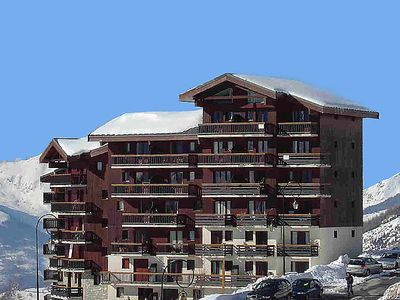 Photo for Apartment Balcons D'Olympie in Les Menuires - 6 persons, 1 bedrooms