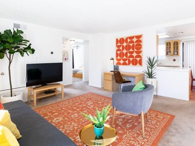 Photo for B2- Bright Modern Clean 2Bed Apartment