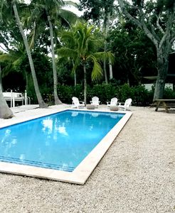 Photo for Dock & Pool in Islamorada - 5 Bedroom Waterfront -  perfect for 2+ families