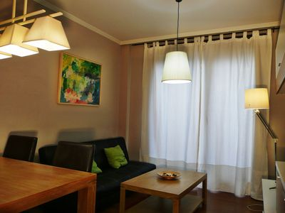 Photo for NEW, CENTRAL IN THE BEST AREA. AIR CONDITIONING, FREE WIFI, OPTION GARAGE