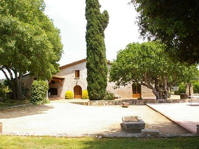 Photo for Can Masó Vell, a family house for full rental