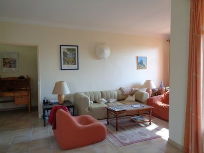 Photo for House 6 to 15 beds, garden, terraces quiet area near the sea