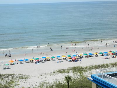 Photo for Special Prices for May at Ocean Front Family Resort