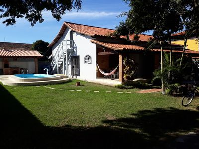 Photo for HOUSES IN CONDOMINIUM WITH SWIMMING POOL IN ITAÚNA, SAQUAREMA.