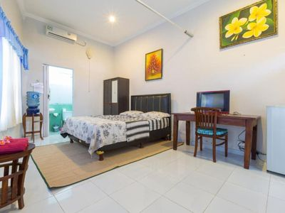 Photo for (STD) Convenient Room in Quiet Area of Canggu, Trendly and Strategic Location