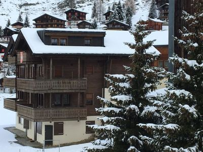 Photo for Apartment Almenrausch West in Riederalp - 4 persons, 2 bedrooms