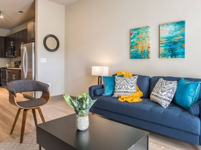 Photo for Midtown + Updated Apartment, near Atlantic Station
