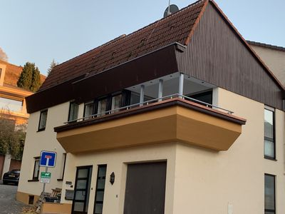 Photo for Holiday apartment Zwingenberg, quiet apartment near the old town