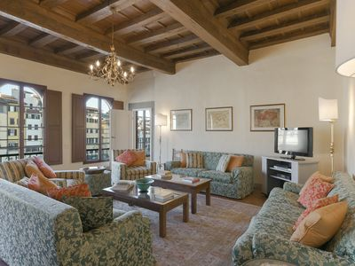 Photo for Medici Suite - Three-bedroom apartment near Santa Croce church, Florence