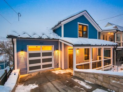 Luxury Old Town Home! Perfect Location, Steps from Skiing & Old Town Park City