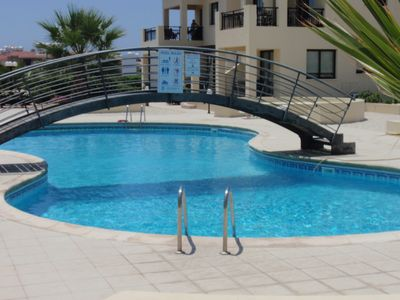 Photo for 2 Bedroom Apartment In Amazing, Quiet Location Close To Sea, A102 Paphos Wi-Fi