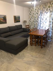 Photo for Charming Holiday Apartment with Terrace & Shared Pool; Parking Available