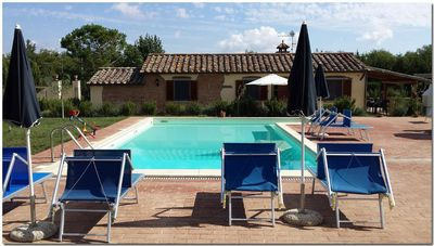 Photo for Holiday house Cortona for 4 persons with 2 bedrooms - Holiday house