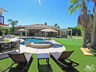 Photo for Palm Desert Paradise Private Resort Home!