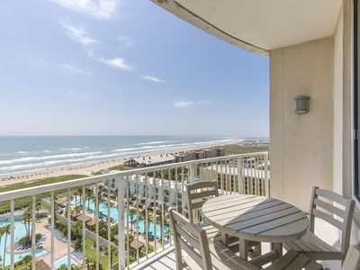 Fantastic Ocean Views from Sapphire #1302! Resort Amenities including Spa & Movie Theater!