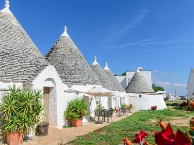 "Photo for Masseria Pozzo Tre Pile - Trullo ""Morello"""