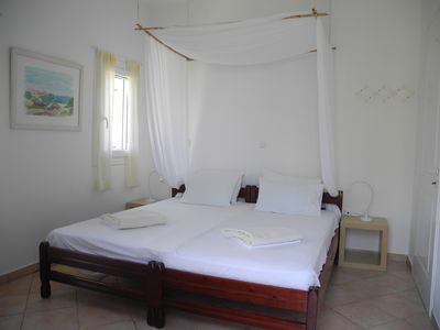Photo for Apartment Elion Garden overlooking the sea and the old town