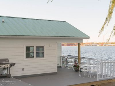 Lily Pad, a Door County Waterfront Cottage in Sturgeon Bay