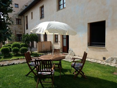 Photo for Two rooms Wisteria at Borgo la Fornace