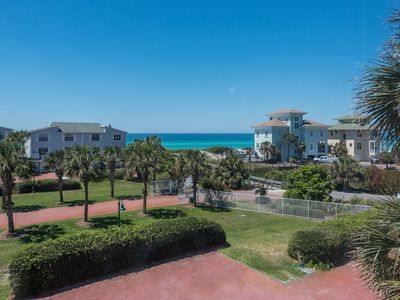 Photo for Newly Renovated-Gulf views/Close enough to hear the waves crashing-Hidden gem