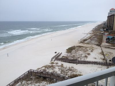 Photo for Top Floor Direct Gulf Front Condo - Best Building at Seaside-Marvelous VIEW!!