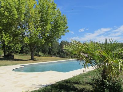Photo for Beautiful Farmhouse with  incredible pool, views, in 5 hectares