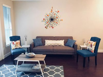 Photo for Luxury first floor apartment home