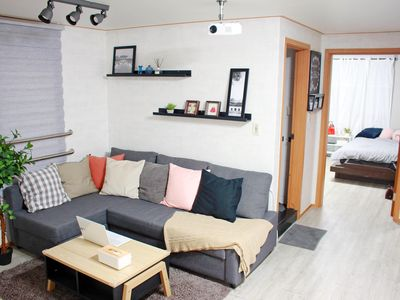 Photo for [NEW] 5min Hongdae sta2BR+3BEDS
