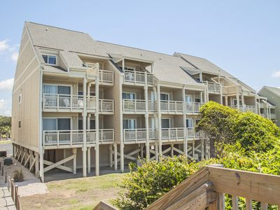 Photo for Stella Maris: 2 BR / 2 BA condo in Caswell Beach, Sleeps 4