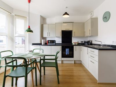 Photo for Large Contemporary flat near City Centre