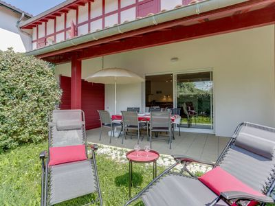 Photo for Vacation home Mendi Bixta  in Saint Pée sur Nivelle, Basque Country - 6 persons, 2 bedrooms