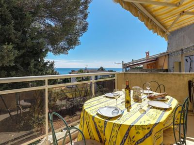 Photo for Apartment Le Village Provençal in Les Issambres - 4 persons, 1 bedrooms