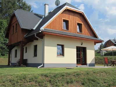 Photo for Detached house at 3km from the town of Trutnov, with many winter sports facilities