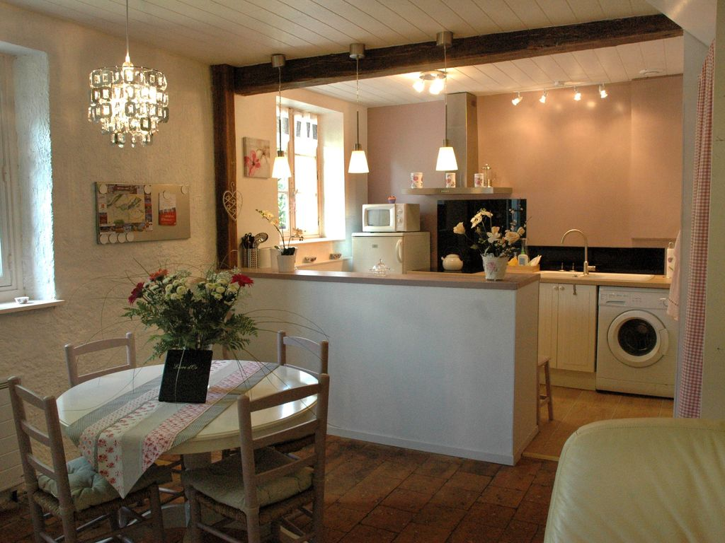 In city center Adorable holiday house on 900 m² of enclosed garden