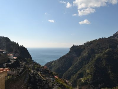 Photo for Amalfi view - Holiday home