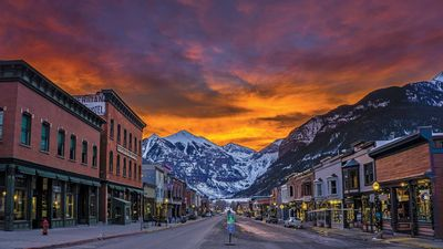 "Photo for Telluride's ""Blue Collar Boutique"" = Full experience at a fraction of the price"
