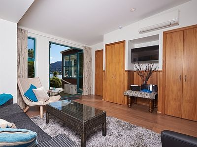 Lake Terrace - Queenstown Holiday Unit - Main Unit