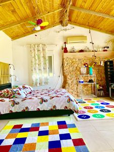 Photo for CHEERFUL Little Cozy House With Pool 10x5 In Ibiza one big bedroom