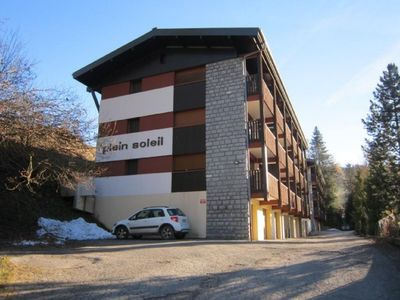 Photo for LES GETS - TWO ROOMS DUPLEX - 6/8 PERS. MAX - 3rd STAGE - ARRIVAL IN SKIS - AT 300 M OF THE SHOPS -