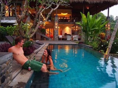 Photo for 5BR Villa Vacation Rental in Kemenuh, Bali