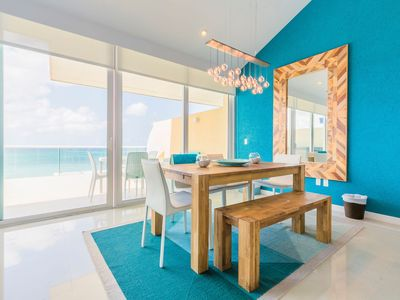 Photo for It's time to create memories, do it this idyllic Penthouse for 8. Blue PH2-2