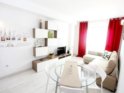Photo for Carlo apartment. Very central with capacity for 4 guests.
