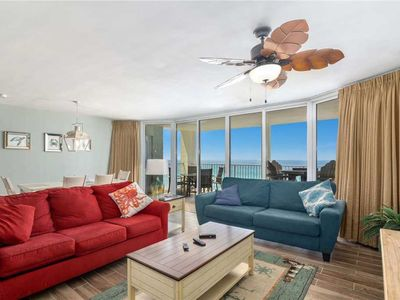 Photo for Long Beach Resort 500 - Tower I, Beach Chairs, Sleeps 6, 2 Bedrooms