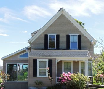 Photo for Stay in the heart of Lubec village, overlooking the breathtaking Atlantic!