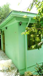 Photo for Cottage with garden, 2 steps from the sea, for 5 people, fully equipped.