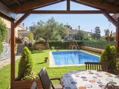 Photo for Holiday house Tordera for 8 persons with 4 bedrooms - Villa