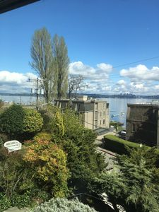 Photo for Leschi Apartment with Lake Views